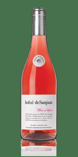 Bobal de San Juan rosado